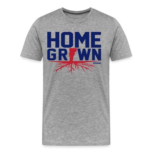 Homegrown Vermont Tee - Men's Premium T-Shirt
