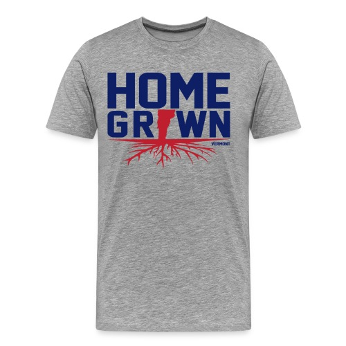 Homegrown Vermont Tee - Men's Premium T-Shirt