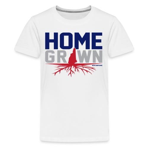 Homegrown N.H Tee - Kids' Premium T-Shirt