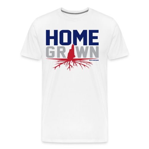 Homegrown N.H Tee - Men's Premium T-Shirt