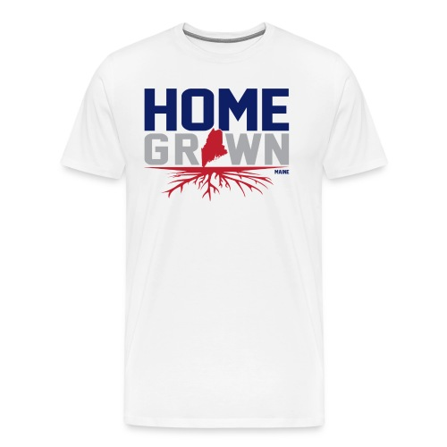 Homegrown Maine Tee - Men's Premium T-Shirt
