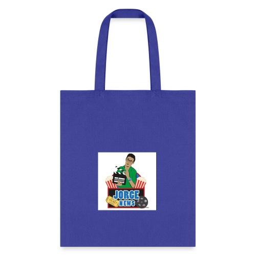 Tote Bag JORGE NEWS : royalblue - Tote Bag