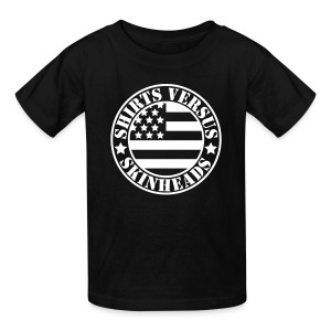 SVS Flag Logo - Children's Short-Sleeved T-Shirt - Kids' T-Shirt