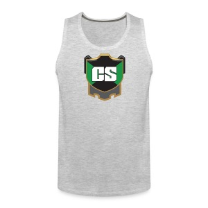 Cold September logo tank - men's - Men's Premium Tank
