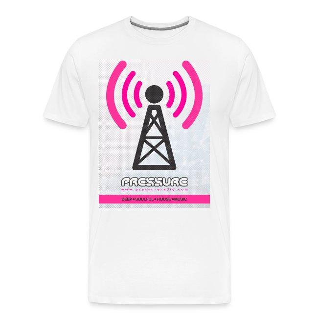 Broadcast Tower, Personalised (Light Garment Print)