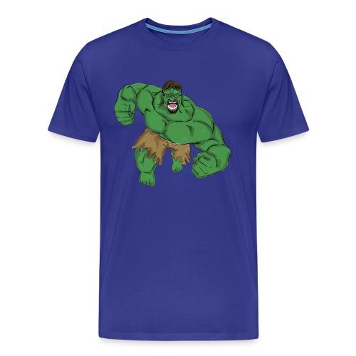 HulkBob Logo Tee 01 Premium  - Men's Premium T-Shirt