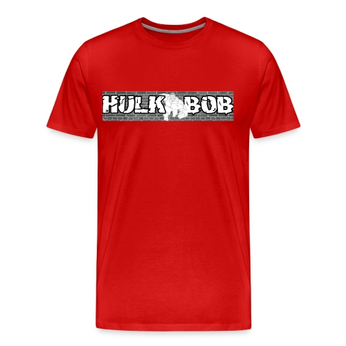 HulkBob Tee 01 Premium - Men's Premium T-Shirt
