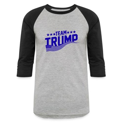 Team Trump Unisex Adult  - Baseball T-Shirt