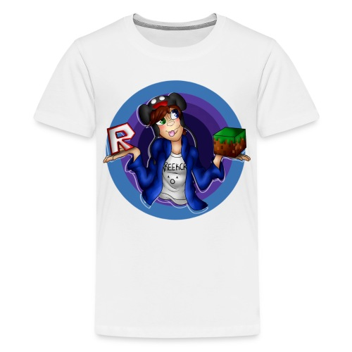 Roblox vs Minecraft | Kids' Premium T-Shirt - Kids' Premium T-Shirt