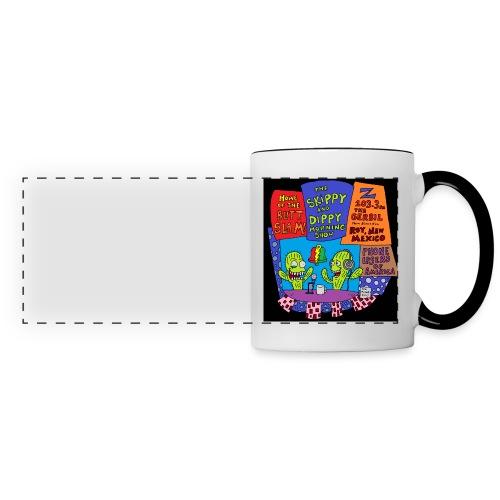 Skippy n Dippy - Panoramic Mug