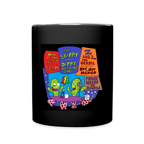 Skippy n Dippy - Full Color Mug