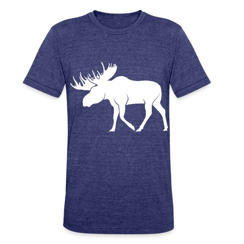 Moose - Unisex Tri-Blend T-Shirt