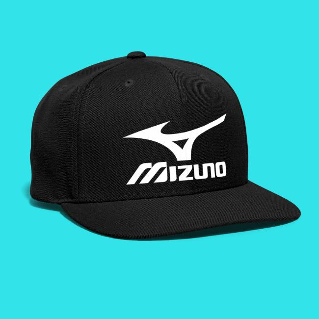 c967a9f2ea1 Mizuno Sports (white logo) Black Baseball Hat