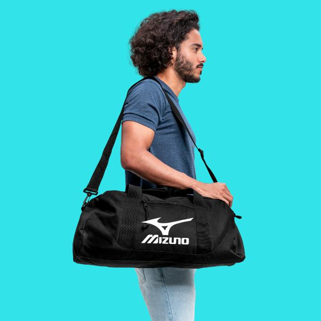 Barrier Style and Design | Mizuno Sports (white logo) Black