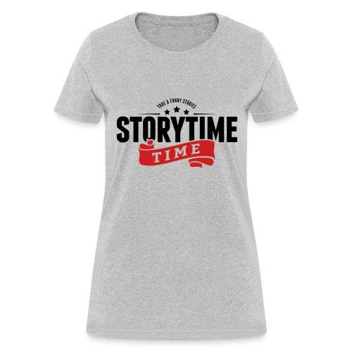 Storytime Time (Women's) - Women's T-Shirt