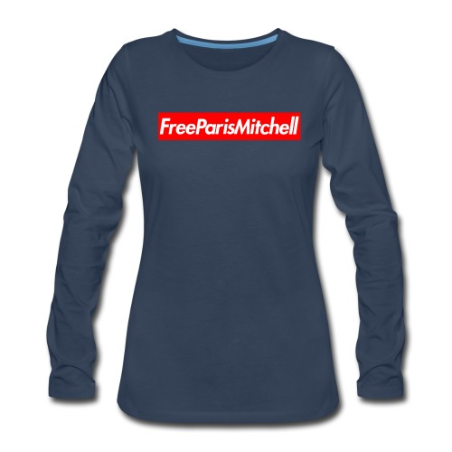 FreeParisMitchell Women's Long Sleeve Tee - Women's Premium Long Sleeve T-Shirt