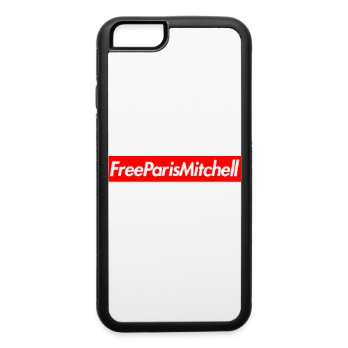 FreeParisMitchell iPhone 6/6s Case - iPhone 6/6s Rubber Case