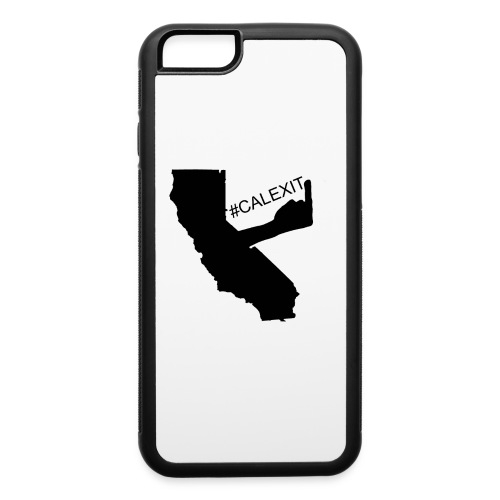 Calexit iPhone 6 Case - iPhone 6/6s Rubber Case