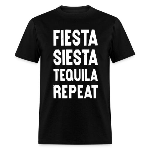 Fiesta Siesta - Men's T-Shirt