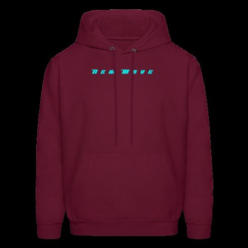 NEW WAVE (ニューウェーブ) - Mini Logo Hoodie  - Men's Hoodie