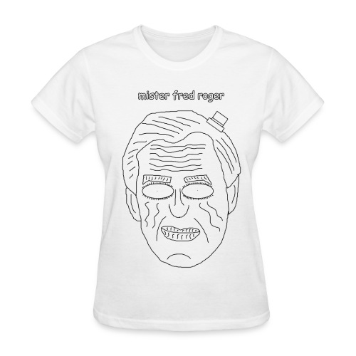 Roger's Special FeMale Tee - Women's T-Shirt