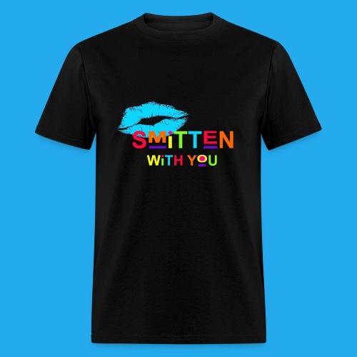 AMReed8 Smitten Men's T-Shirt - Men's T-Shirt