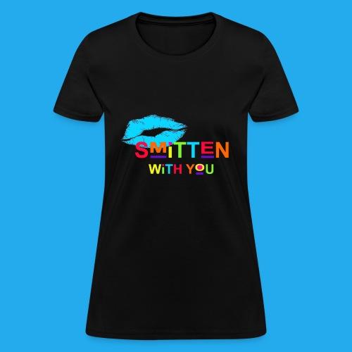 AMReed8 Smitten Women's T-Shirt - Women's T-Shirt