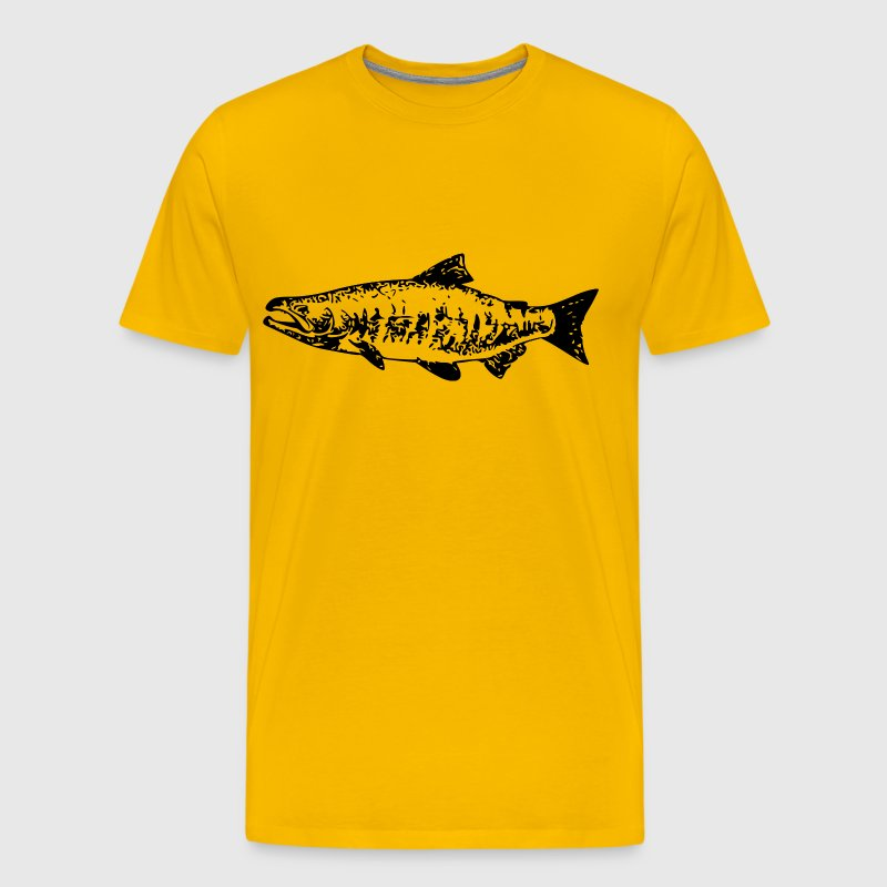 Salmon T Shirt Spreadshirt
