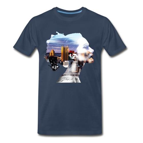 Men's LC Pittsburgh T-Shirt - Men's Premium T-Shirt