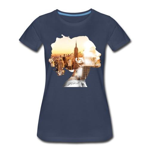 Women's LC New York T-Shirt - Women's Premium T-Shirt