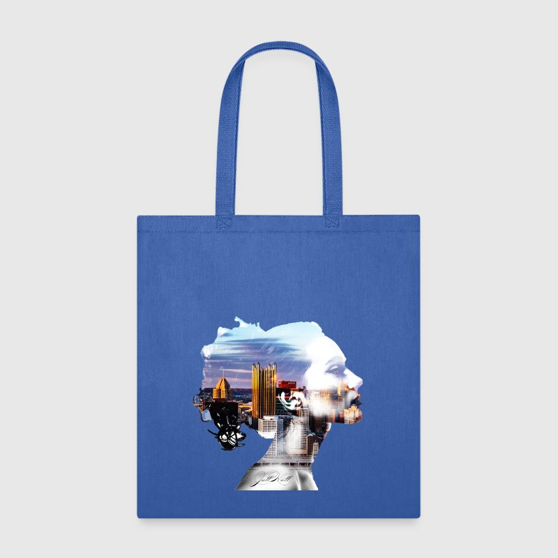 LC Pittsburgh Tote Bag - Tote Bag
