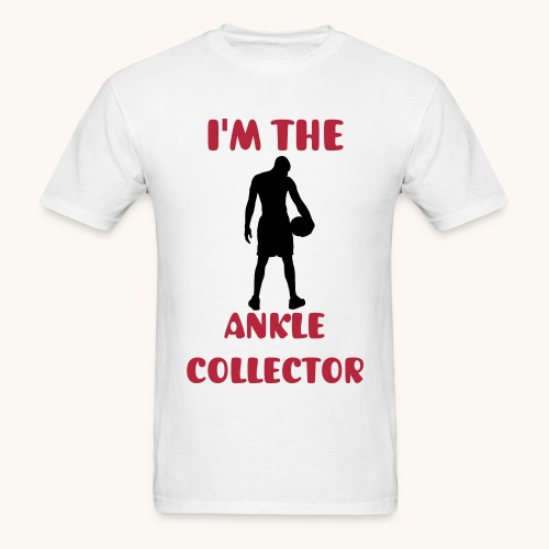 ANKLE COLLECTOR - Men's T-Shirt