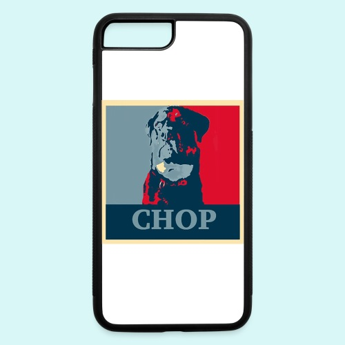 Chop 2020 iPhone 7 Plus Rubber Case - iPhone 7 Plus/8 Plus Rubber Case