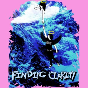 Dump Trump Womens T-shirt - Red & Blue letters - Women's V-Neck T-Shirt