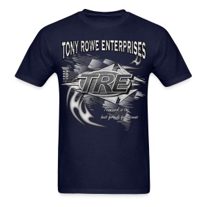 TRE Drag Racing Teamwork - Men's T-Shirt