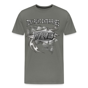 TRE Drag Racing Teamwork - Men's Premium T-Shirt