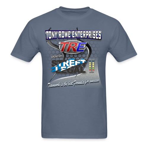 TRE OSL Dragster t-shirt - Men's T-Shirt