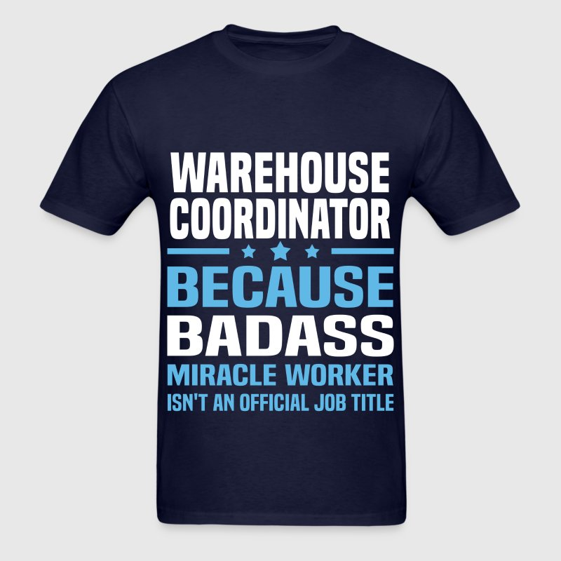 Warehouse Coordinator Tshirt - Men's T-Shirt