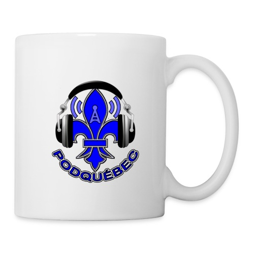 Tasse PodQuebec - Coffee/Tea Mug