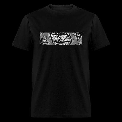 HURT PEOPLE Series x Smiley | Box Logo - Tee - Men's T-Shirt