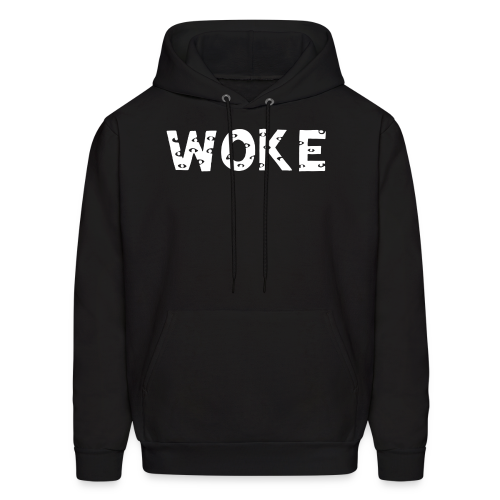 WOKE - Hoodie - Men's Hoodie