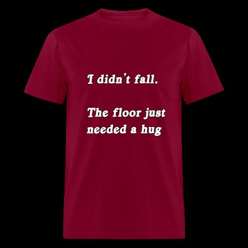 Floor Hug - Men's T-Shirt