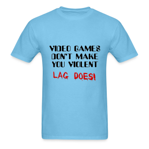Lag Does - Men's T-Shirt