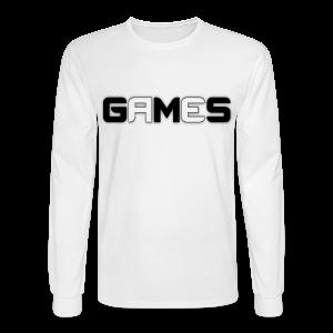 Games LS - Men's Long Sleeve T-Shirt