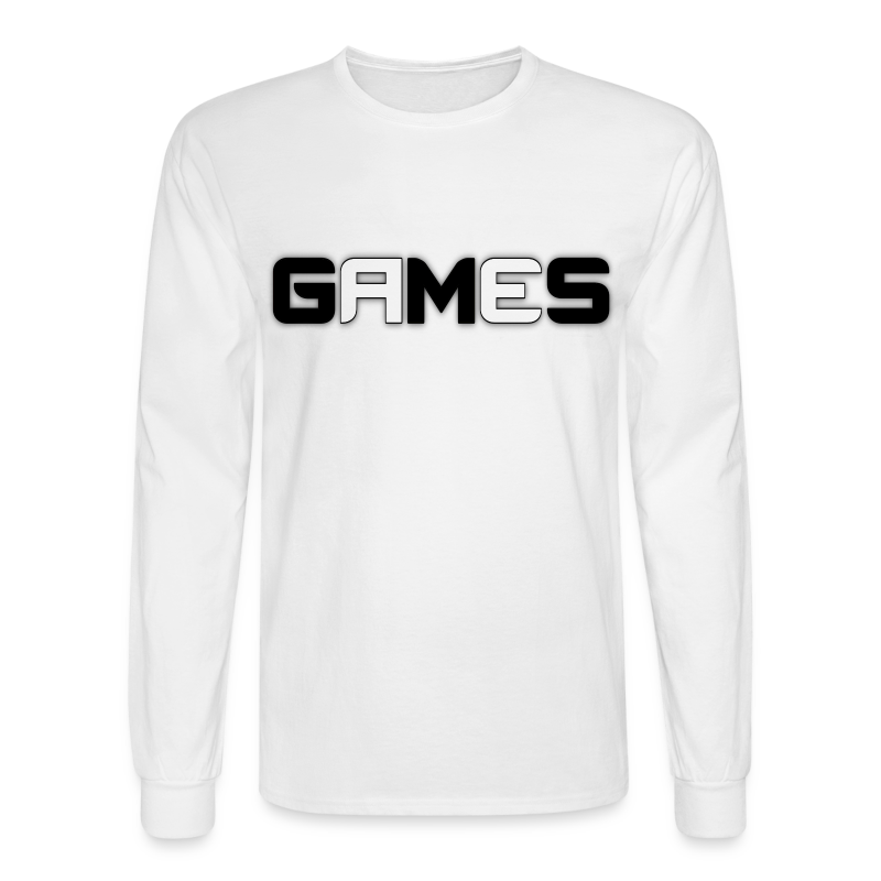 Games LS - Men's Long Sleeve T-Shirt