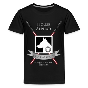 House Alphad Kids T-Shirt - Kids' Premium T-Shirt