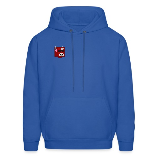Men's Hoodie Alternate Logo : royal blue - Men's Hoodie