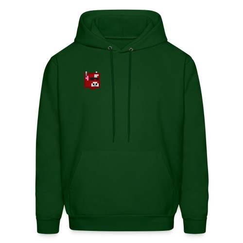 Men's Hoodie Alternate Logo : forest green - Men's Hoodie