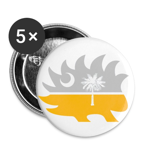 Porcupine SC Small Buttons - Small Buttons