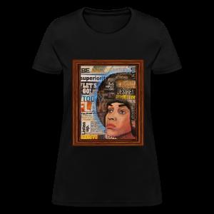 Angela D by Sherwin Long - Women's T-Shirt